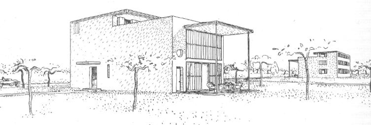 Maison Citrohan - 1922