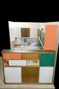 Le mobilier de la Cuisine Radieuse