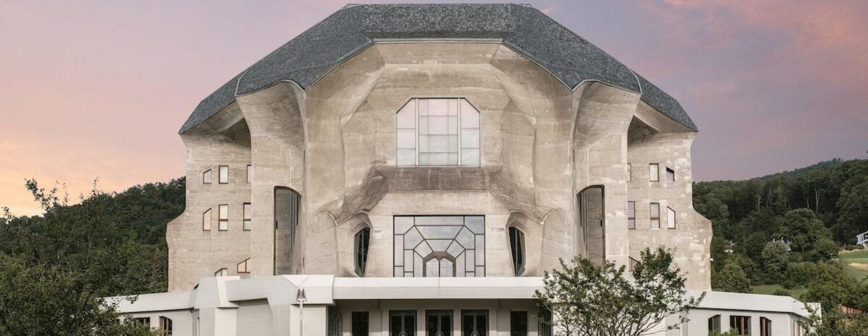 La visite du Goetheanum ou le voyage de Jonas dans le ventre de la baleine